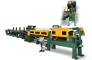Loader, Dual-Blade Shear Recut and End Finisher