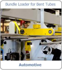Custom Bundle Loader for Severely Bent Tubes