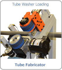 Tube Washer Loading icon
