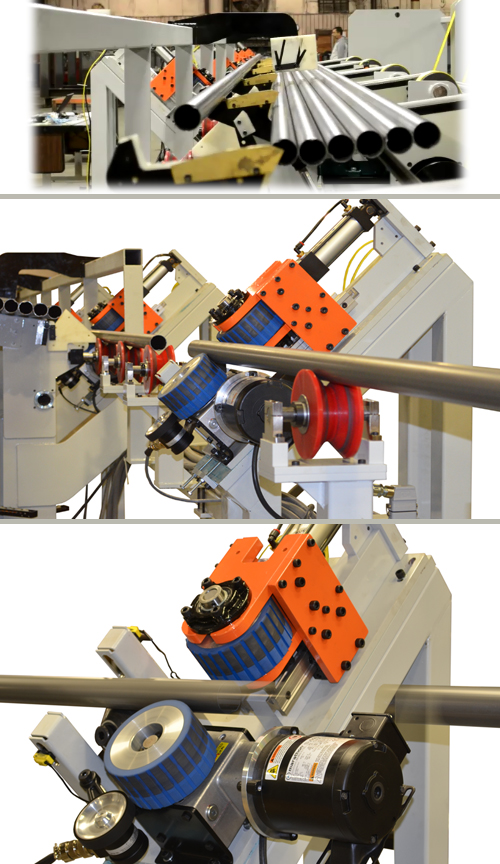 Continuous Flow Material Handling System