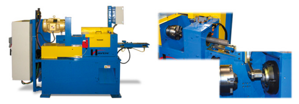 Single End Tube Finishing Machine