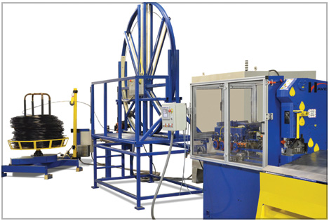 Tube Uncoiling Machines