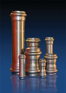 Stainless Steel Mechanical Pipe Couplings