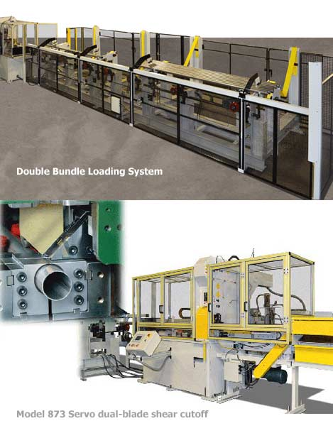 double bundle loading system